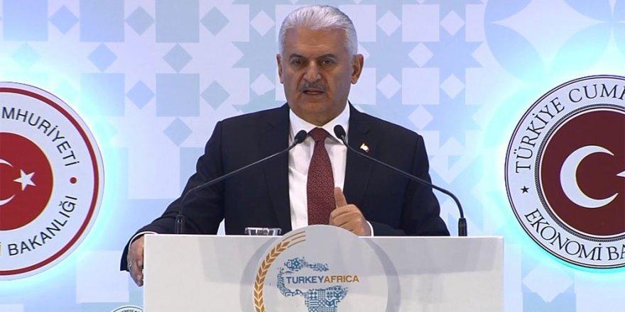 Başbakan uyardı: FETÖ küresel bir terör örgütüdür
