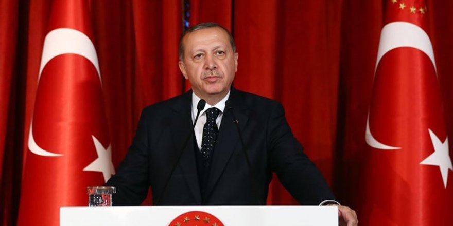 Cumhurbaşkanı Erdoğan'dan '1 Mayıs' mesajı
