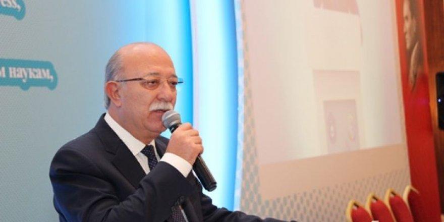 Koncuk'tan YÖK Başkanına Reform Paketi Desteği