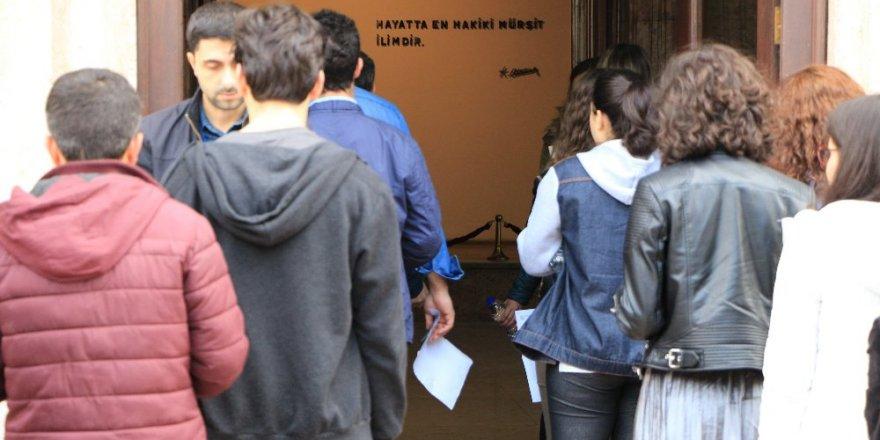 ALES'e geç kalan öğrencinin 09.45 isyanı