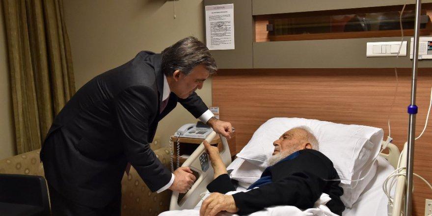 11. Cumhurbaşkanı Abdullah Gül'ün babası vefat etti