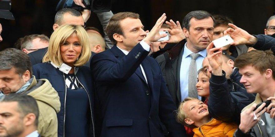 Fransa'nın yeni cumhurbaşkanı belli oldu