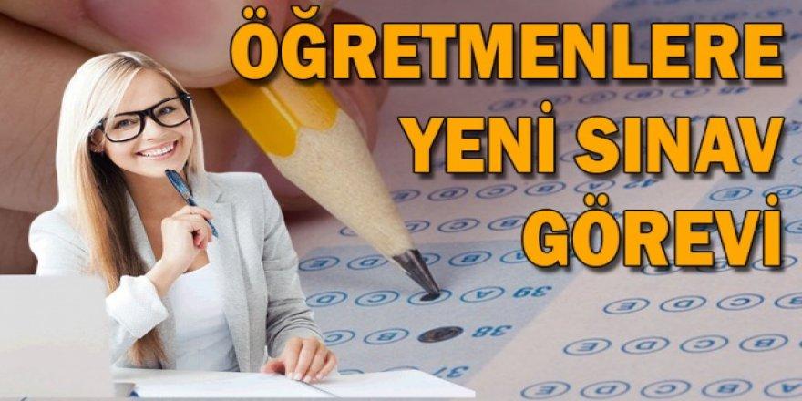 MEB'den Öğretmenlere 1 Yeni Sınav görevi!