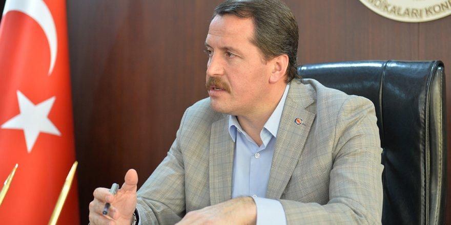 Ali Yalçın'dan OHAL, Toplu Sözleşme, YÖK ve Yeni Müfredat Değerlendirmesi