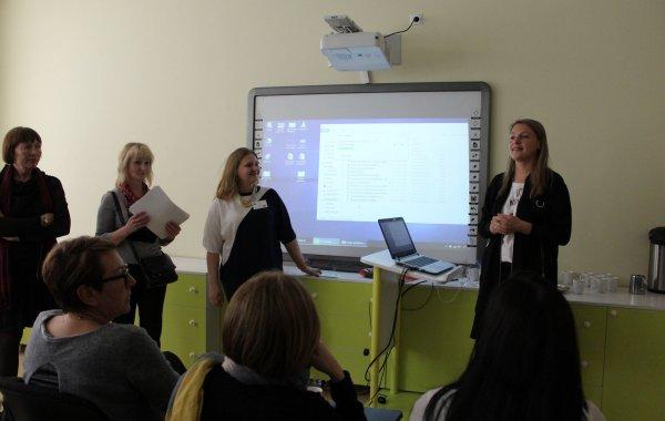 ABA ONV Kursu Litvanya'da yapıldı