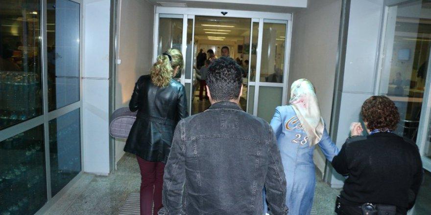 FETÖ'den aranan öğretmen doğum için hastaneye gidince yakalandı