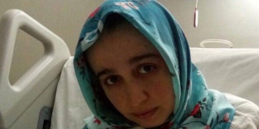 FETÖ'den tutuklanan 3 günlük anne serbest