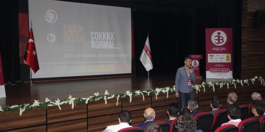 """Prof. Dr. Ziya Selçuk: """"Eğitimde 'başarı' GDO'lu bir kavramdır"""""""