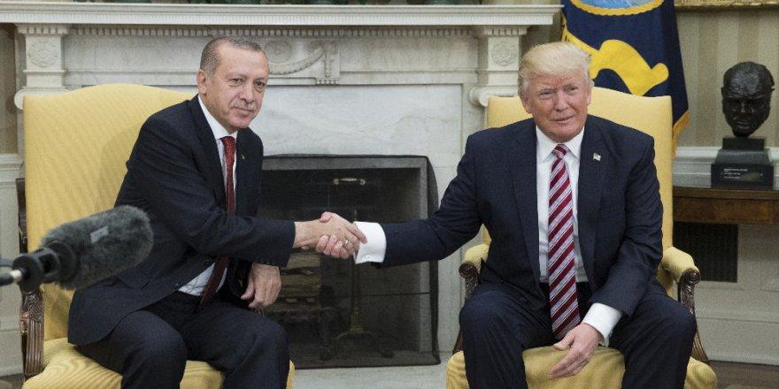 İbrahim Kalın'dan Erdoğan-Trump görüşmesine ilişkin açıklama