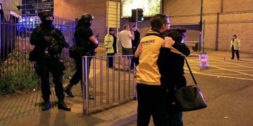 İngiltere'de konser alanında patlama: 19 ölü