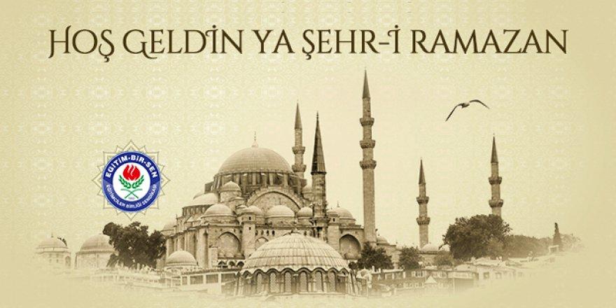 Ramazan, paylaşım ve özgürlüktür