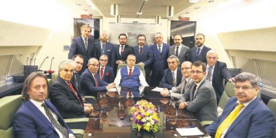 Erdoğan: Sözlerimin hedefi Bahçeli değildi