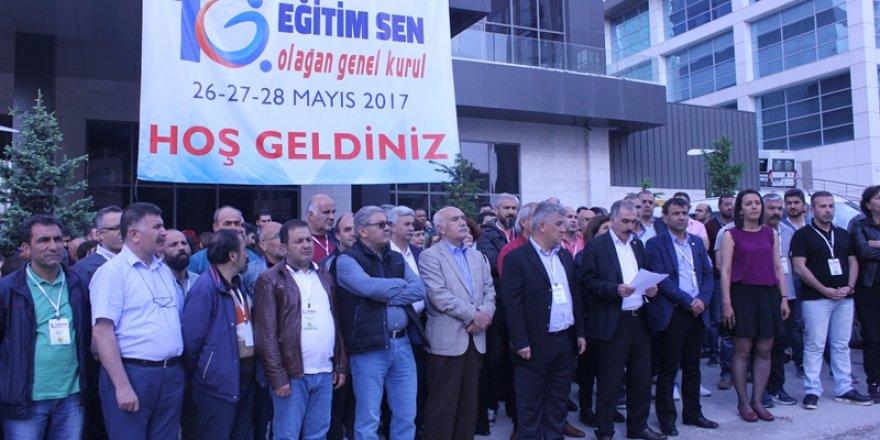 Eğitim-Sen: İhraçlarda 37 Kişi İntihara Sürüklendi