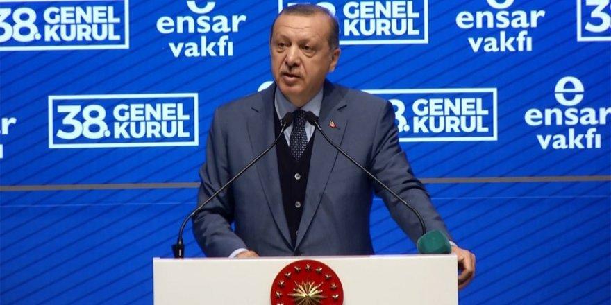 Cumhurbaşkanı Erdoğan: Siyasi İktidarız Ama, Sosyal ve Kültürel İktidarımız...