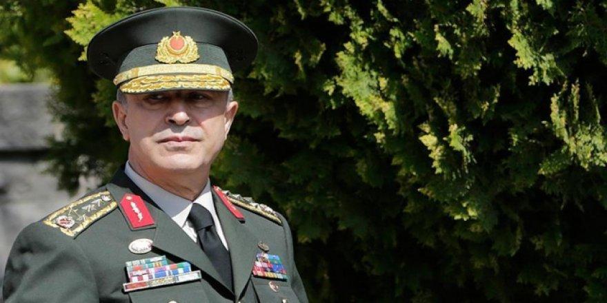 Genelkurmay Başkanı Akar'ın cevabı darbe komisyona ulaştı