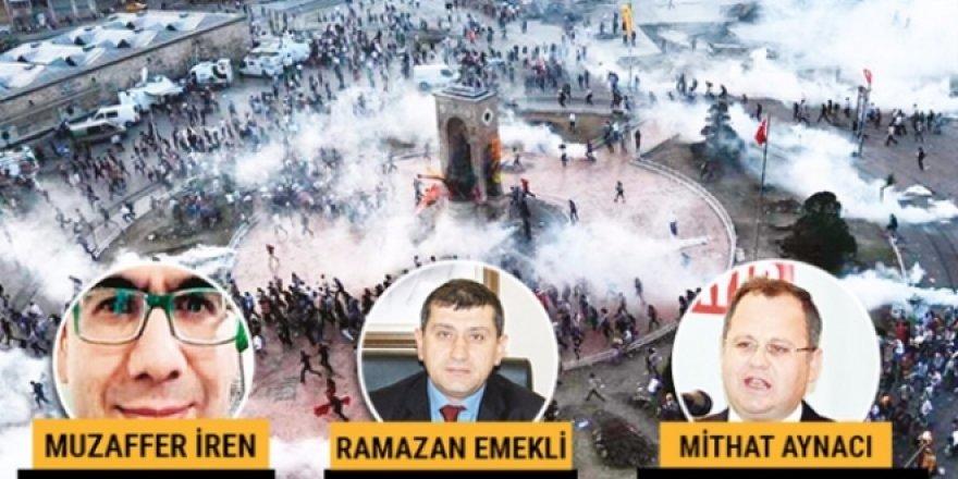 Gezi'nin ByLock'çu abileri