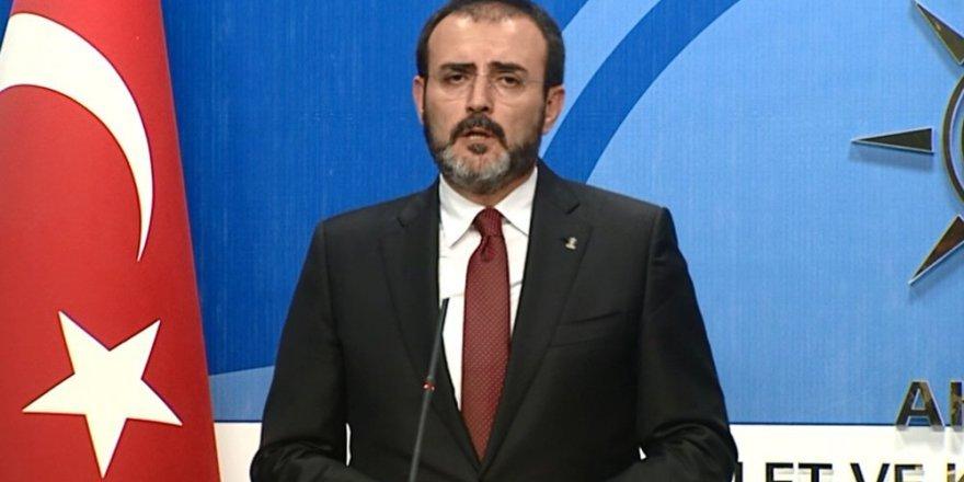 AK Parti ve Erdoğan'ın oy oranı Mahir Ünal açıkladı