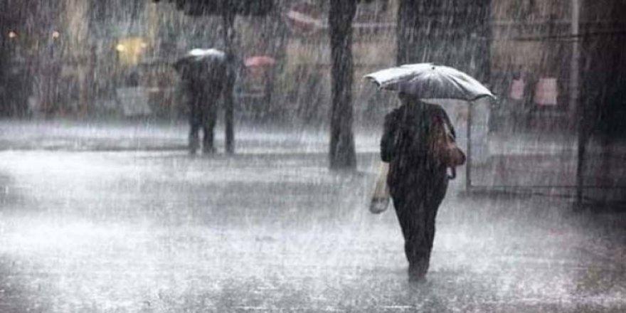 Meteoroloji'den yağmur uyarısı! 4 Ocak Perşembe yurtta hava durumu
