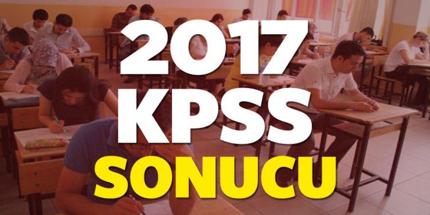 2017 KPSS sınav sonucu ne zaman açıklanacak? ÖSYM kesin tarihi