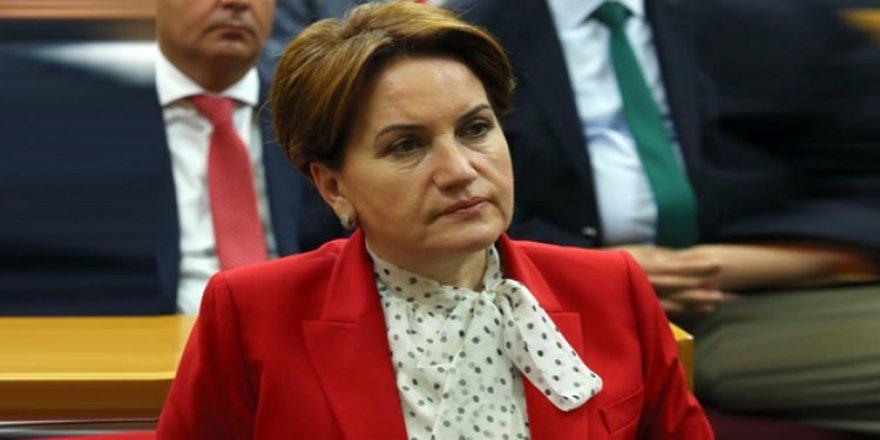 Meral Akşener'den karara sert tepki!