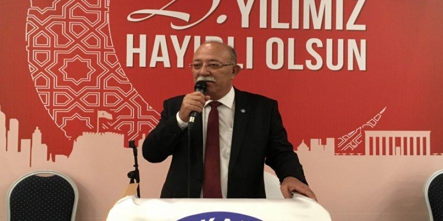 Türk Memurunun Kalesi Türkiye Kamu-Sen 25 Yaşında