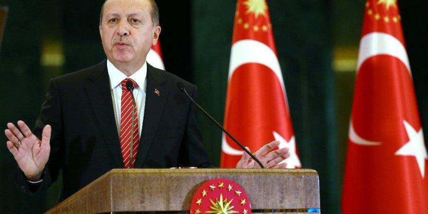 Erdoğan: En iyi okul, evin yakınındaki okuldur