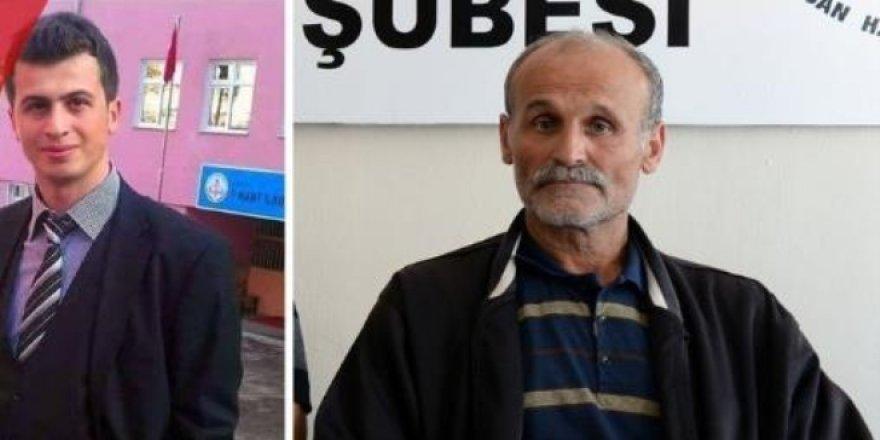 Kaçırılan öğretmenin babası: Kıymayın oğluma...