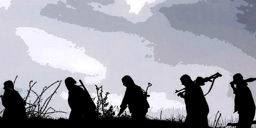 Karadeniz'deki PKK'lı teröristler deşifre oldu