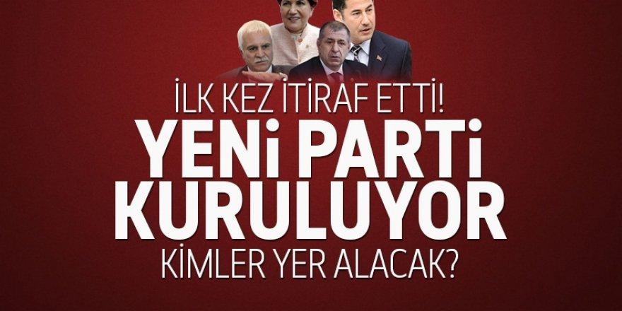 MHP'den ihraç edilen muhalifler parti kuruyor