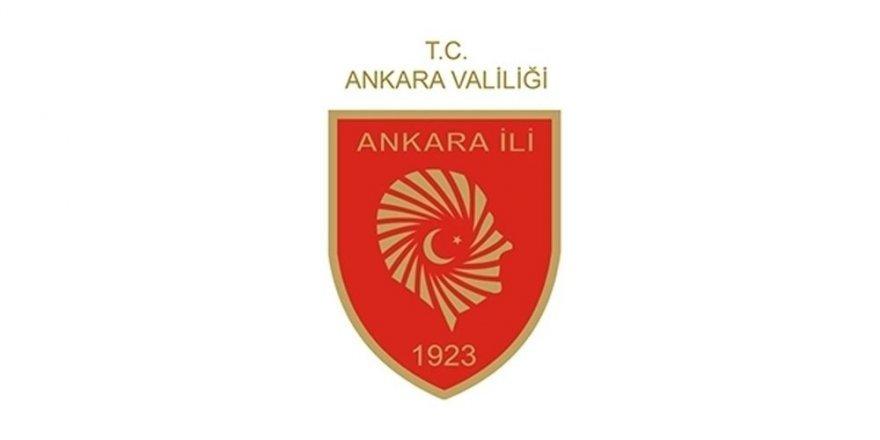 Ankara Valiliği'nden OHAL başvuru duyurusu