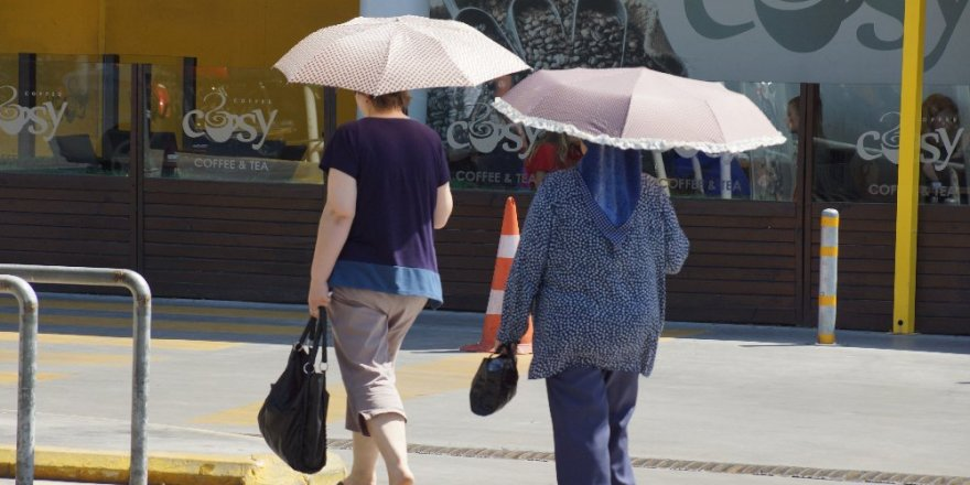 Şanlıurfa'da kamuda 3 günlük 'sıcak' tatili