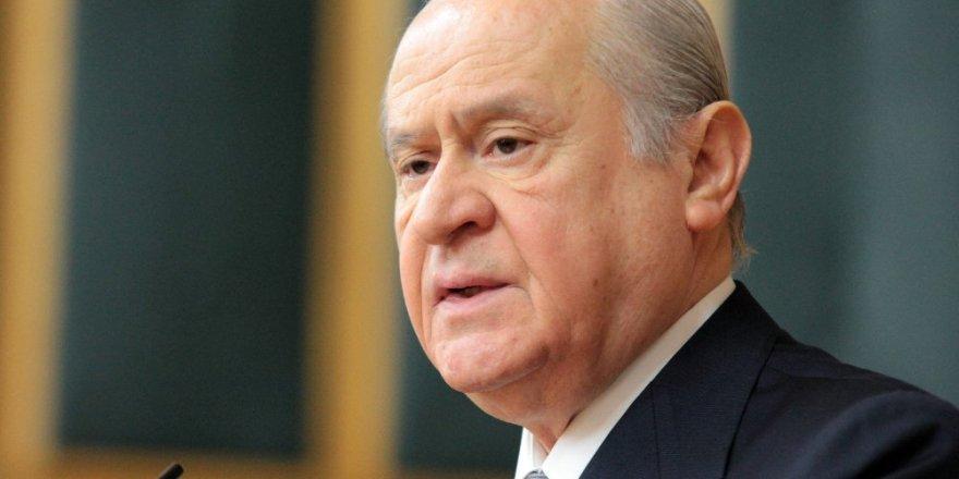 MHP Genel Başkanlığında 20. yılı
