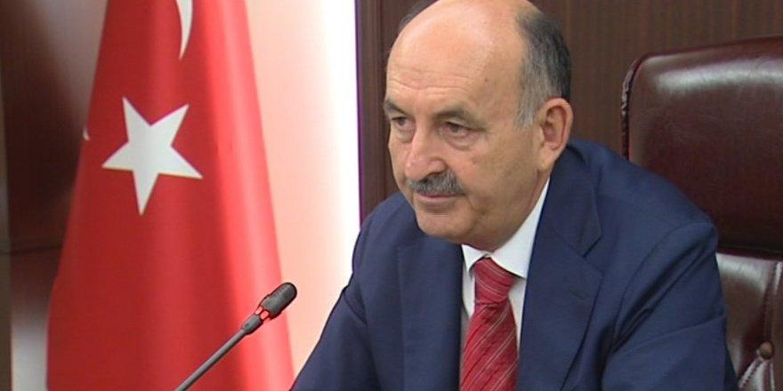 """Müezzinoğlu'dan """"kıdem tazminatı"""" açıklaması"""