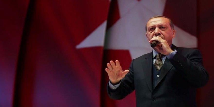 Erdoğan: Türkiye'nin en önemli sorunlarından biri 657'dir