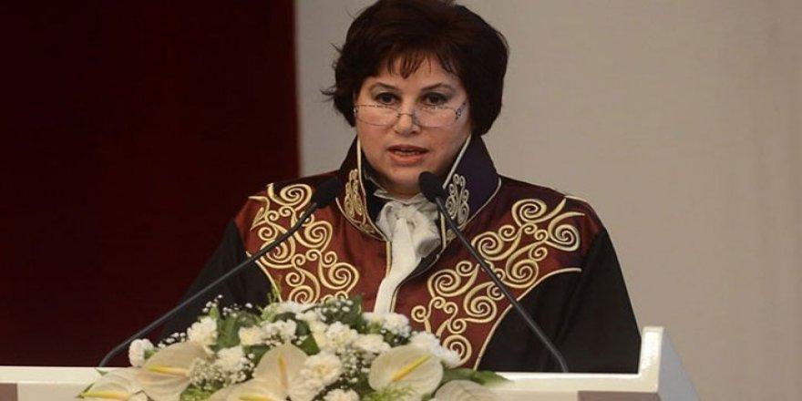 Danıştay Başkanlığına Zerrin Güngör yeniden seçildi