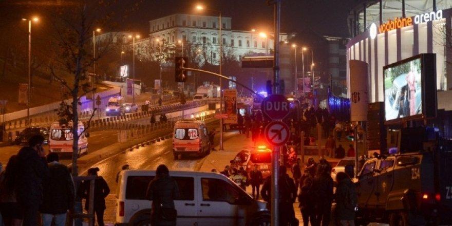 Beşiktaş'ı kana bulayan hainler yakalandı!