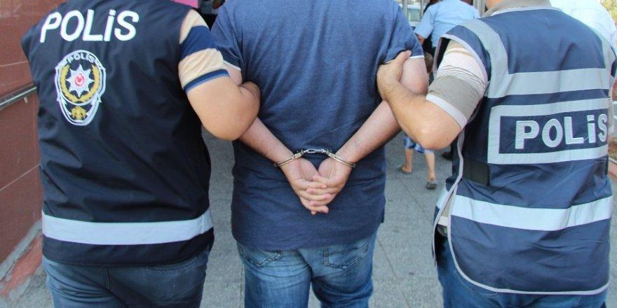 Eskişehir'de FETÖ'den 14 gözaltı