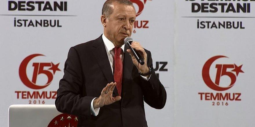 Erdoğan, FETÖ'cü hainler için verilen kararı açıkladı