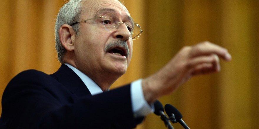 Kılıçdaroğlu :Muhsin Yazıcıoğlu için yaptık