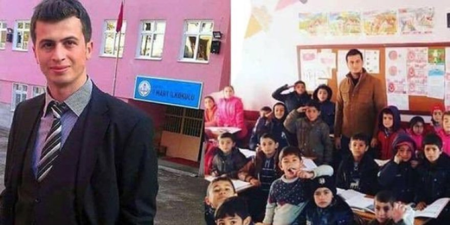 Şehit Necmettin Öğretmenin katilini İHA'lar vurdu