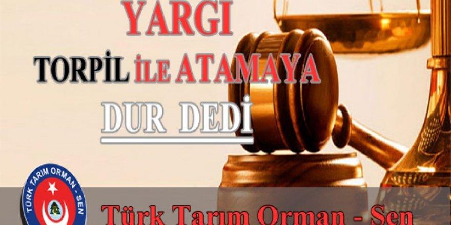 Kamuda Torpille Atamaya Mahkeme Dur Dedi