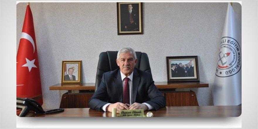 Kayseri Milli Eğitim'den skandal atama işlemi