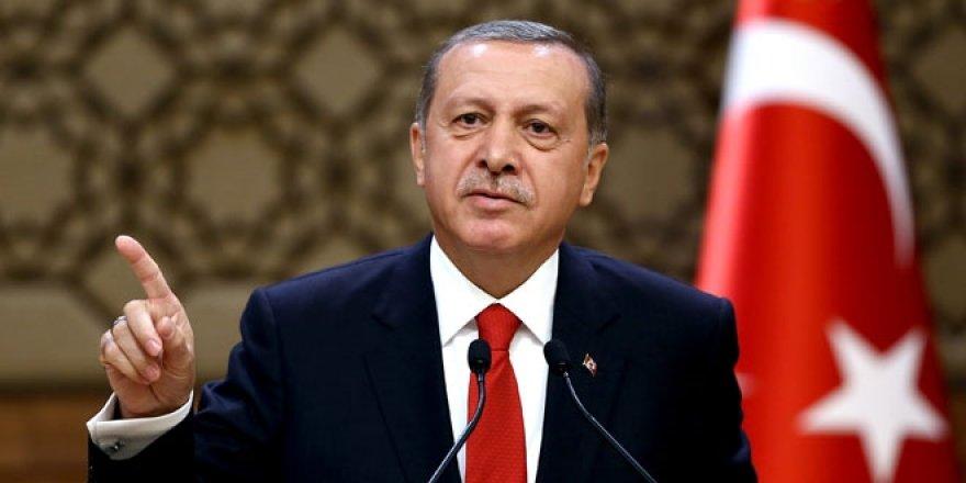 Erdoğan: Biz bu hallere düşmeli miydik?