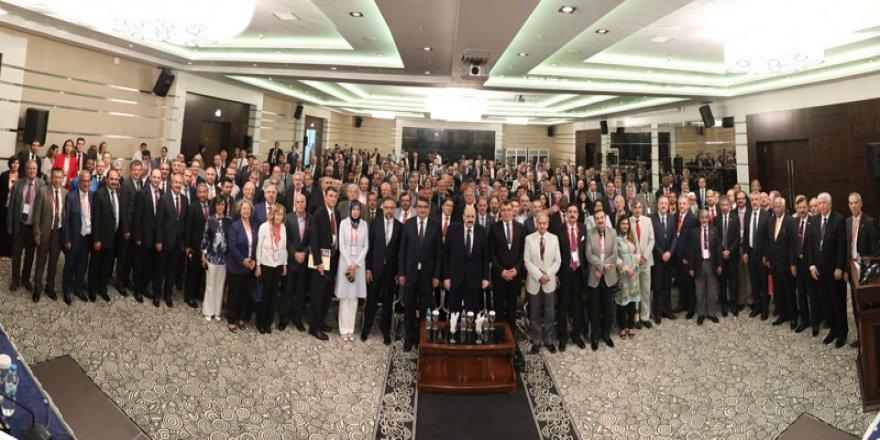 """""""İslam Dünyası Yükseköğretim Alanının Oluşturulması Konferansı"""" Ankara Bildirgesi Açıklandı"""
