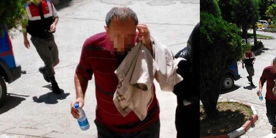 İmam, Kuran Kursu öğrencisini tacizden tutuklandı