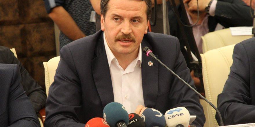 Ali Yalçın'ın Toplu Sözleşme Görüşmeleri Konuşması