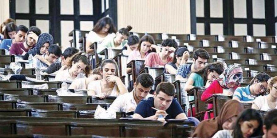 Üniversitelerdeki rekor boş kontenjanda 3 neden