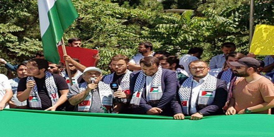 Mustafa Kır: Müslümanlar Birleşmeden Siyonist İsrail Diz Çökmez