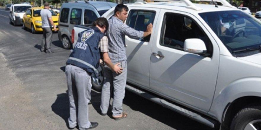 Polisin arama yetkisine iptal kararı
