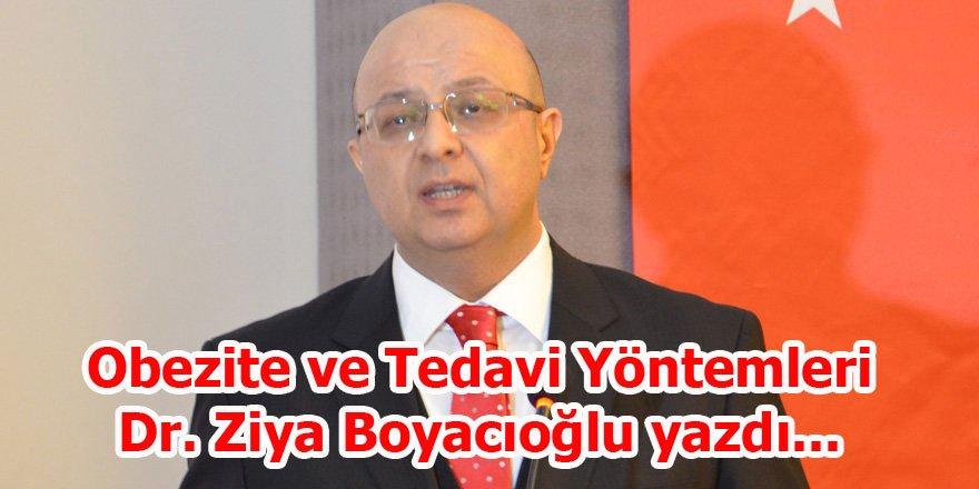 Obezite ve Tedavi Yöntemleri - Dr. Ziya Boyacıoğlu